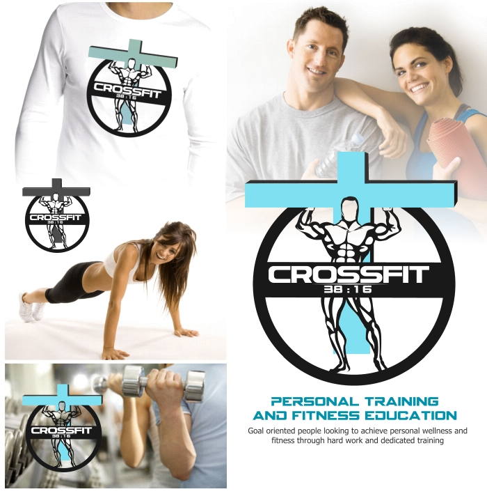 Logo Design by Private User - Entry No. 32 in the Logo Design Contest Fun Logo Design for Personal Trainer.