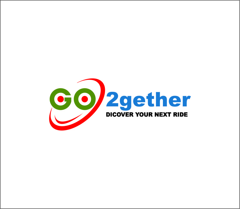 Logo Design by Agus Martoyo - Entry No. 95 in the Logo Design Contest Captivating Logo Design for GO2GETHER.