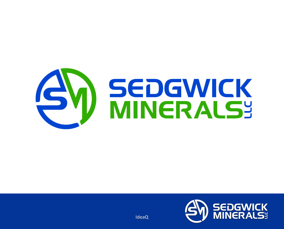 Logo Design by Private User - Entry No. 25 in the Logo Design Contest Inspiring Logo Design for Sedgwick Minerals, LLC.