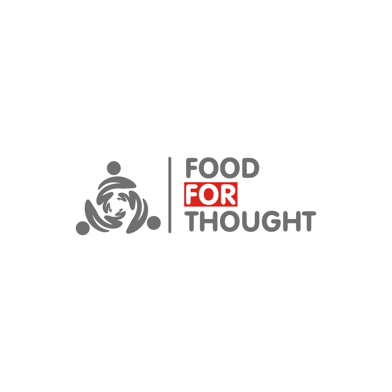 Logo Design by asti - Entry No. 51 in the Logo Design Contest Food for Thought -Partners include SUCCESS, BC Healthy Commu.