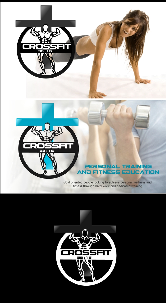 Logo Design by Private User - Entry No. 37 in the Logo Design Contest Fun Logo Design for Personal Trainer.