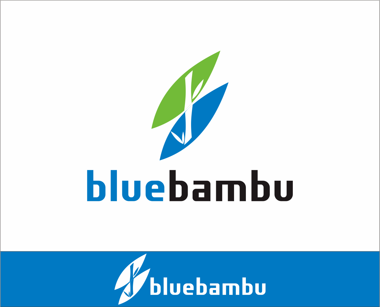 Logo Design by Armada Jamaluddin - Entry No. 79 in the Logo Design Contest New Logo Design for blubambu.