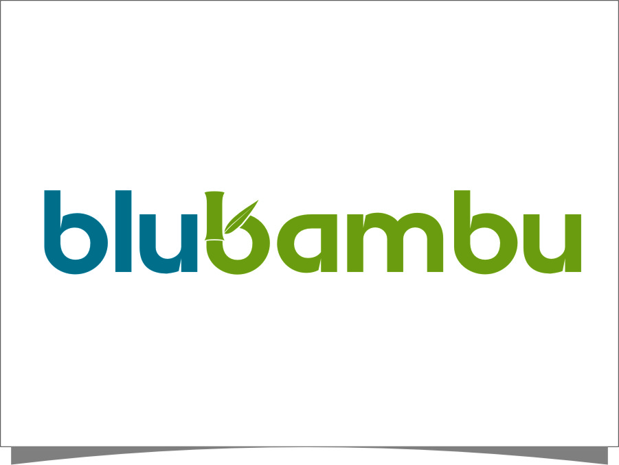 Logo Design by RasYa Muhammad Athaya - Entry No. 81 in the Logo Design Contest New Logo Design for blubambu.