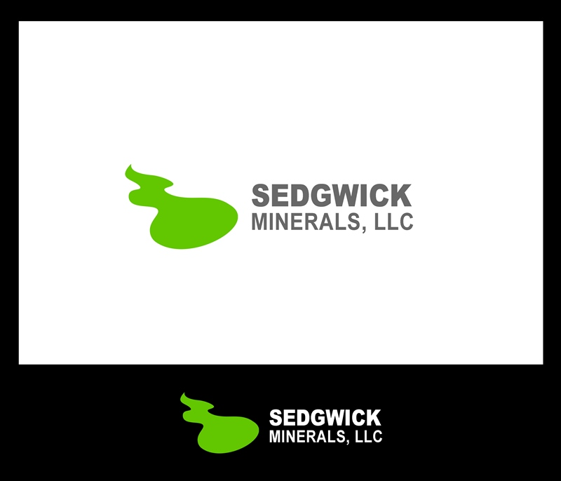 Logo Design by Respati Himawan - Entry No. 32 in the Logo Design Contest Inspiring Logo Design for Sedgwick Minerals, LLC.