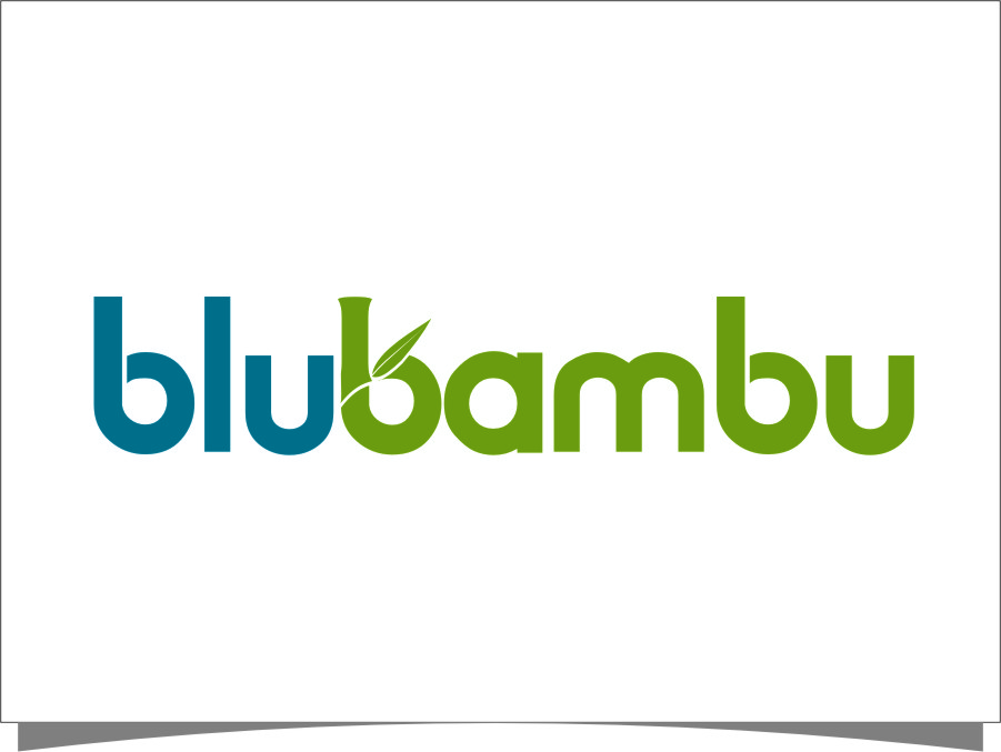 Logo Design by RasYa Muhammad Athaya - Entry No. 82 in the Logo Design Contest New Logo Design for blubambu.