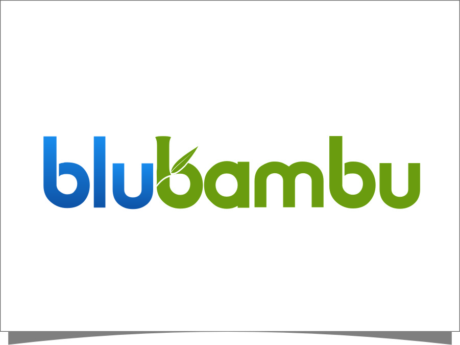Logo Design by Ngepet_art - Entry No. 83 in the Logo Design Contest New Logo Design for blubambu.