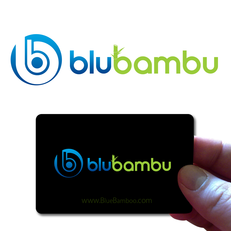 Logo Design by Robert Turla - Entry No. 84 in the Logo Design Contest New Logo Design for blubambu.