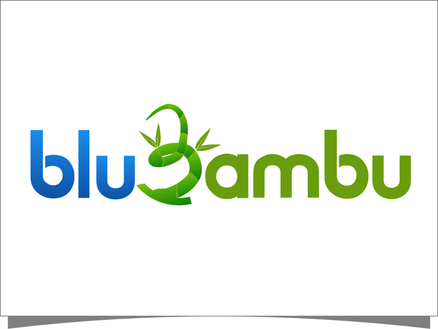 Logo Design by Ngepet_art - Entry No. 85 in the Logo Design Contest New Logo Design for blubambu.