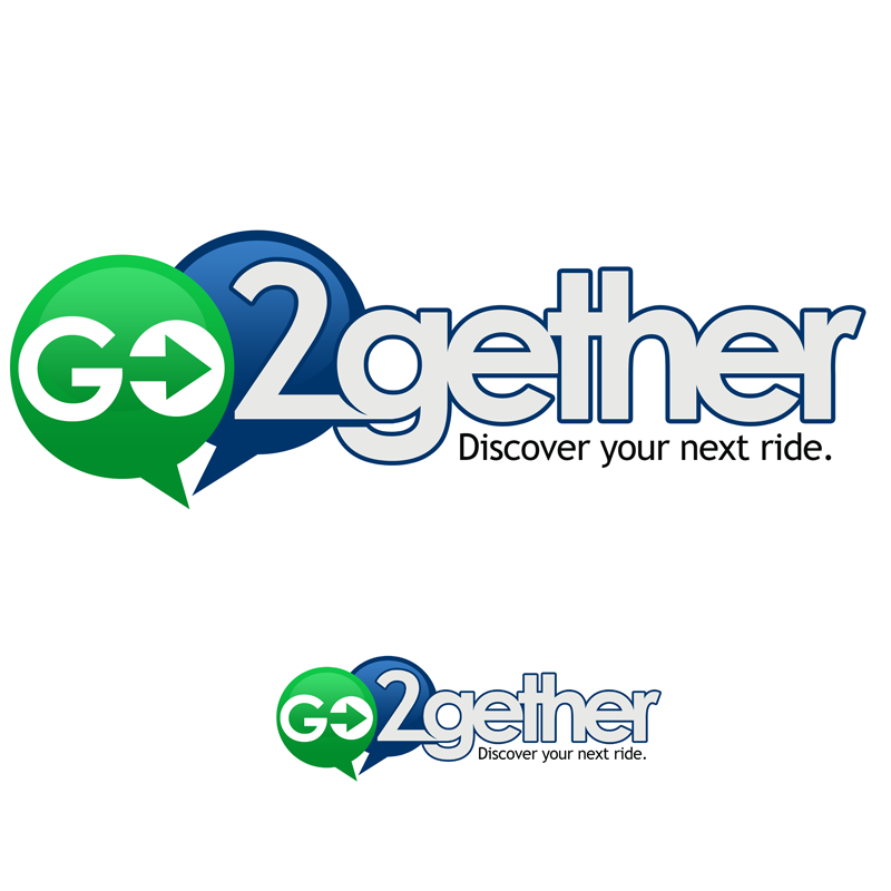 Logo Design by Private User - Entry No. 103 in the Logo Design Contest Captivating Logo Design for GO2GETHER.