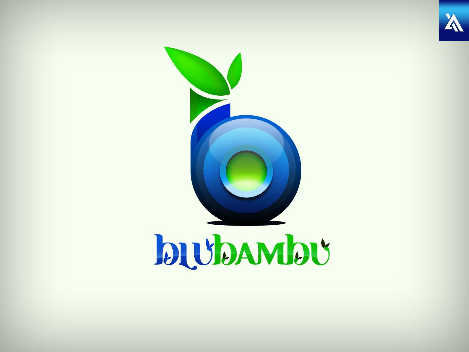 Logo Design by Virgilio Pineda III - Entry No. 86 in the Logo Design Contest New Logo Design for blubambu.