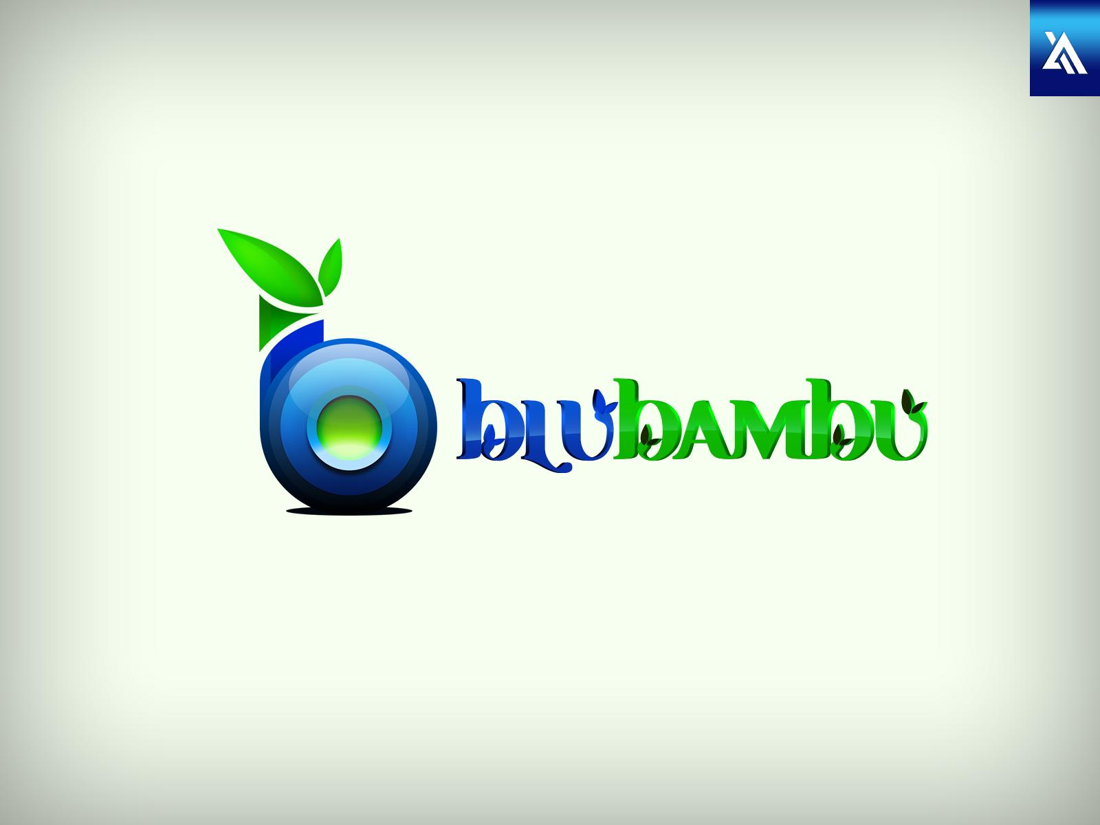 Logo Design by Virgilio Pineda III - Entry No. 87 in the Logo Design Contest New Logo Design for blubambu.