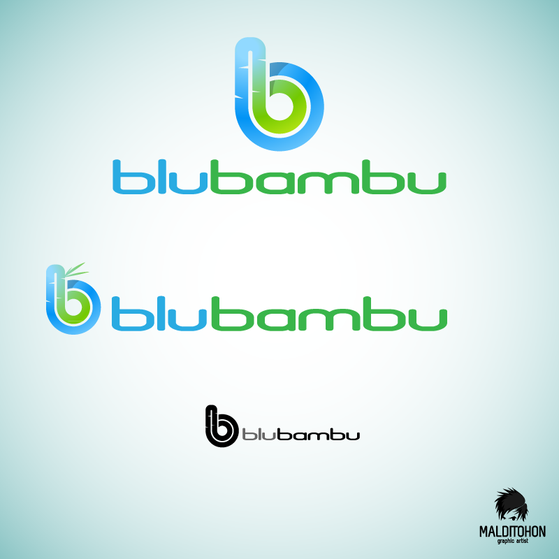 Logo Design by zesthar - Entry No. 88 in the Logo Design Contest New Logo Design for blubambu.