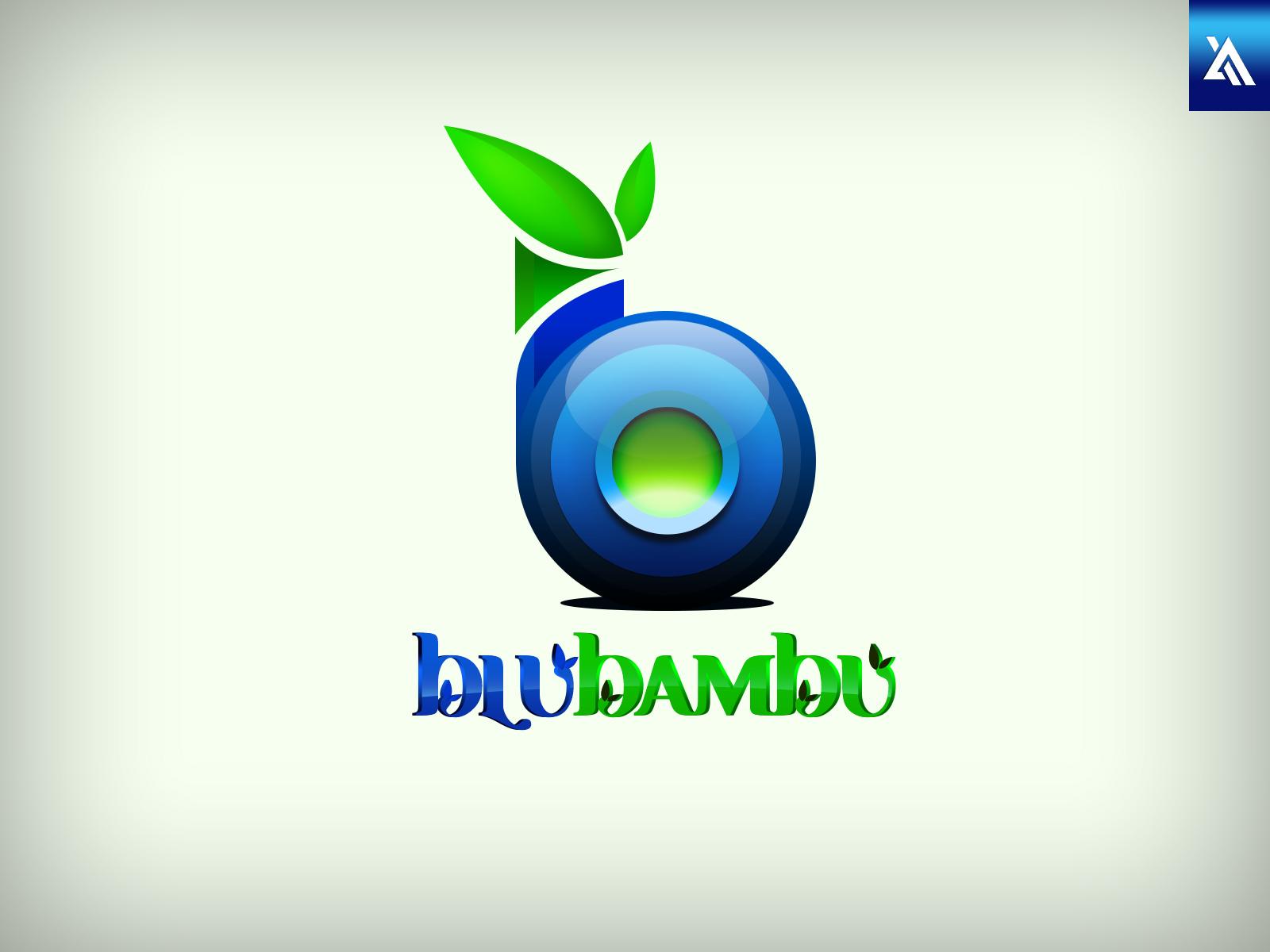 Logo Design by Virgilio Pineda III - Entry No. 89 in the Logo Design Contest New Logo Design for blubambu.