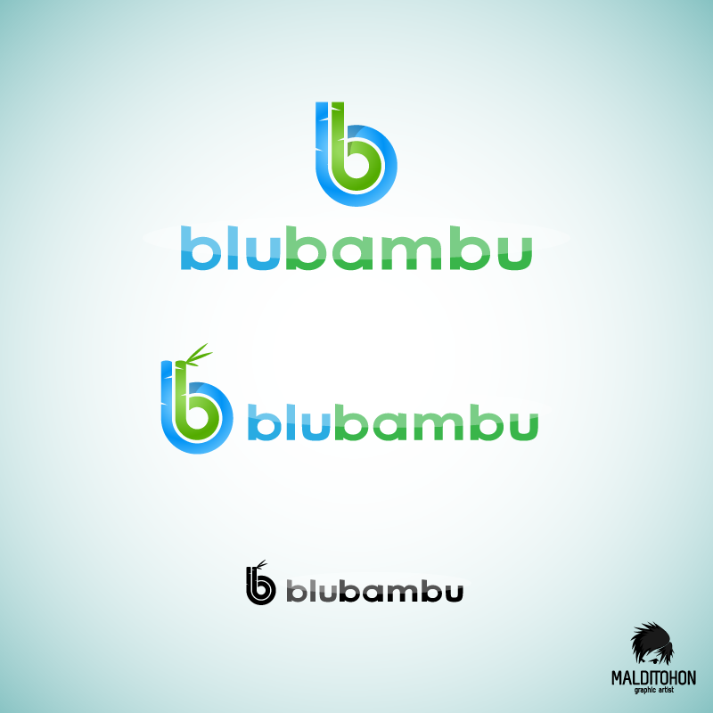 Logo Design by zesthar - Entry No. 90 in the Logo Design Contest New Logo Design for blubambu.