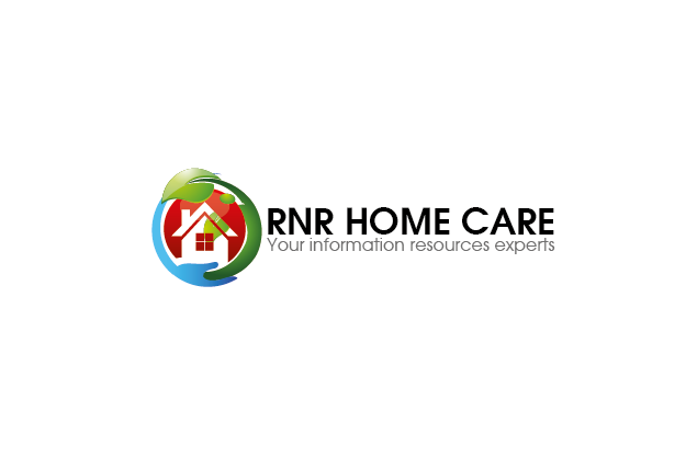 Logo Design by Private User - Entry No. 9 in the Logo Design Contest Imaginative Logo Design for RNR HomeCare.