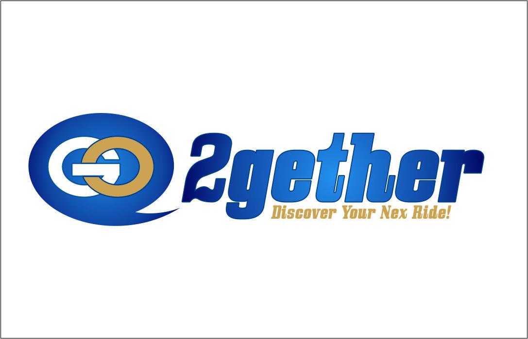 Logo Design by Agus Martoyo - Entry No. 109 in the Logo Design Contest Captivating Logo Design for GO2GETHER.