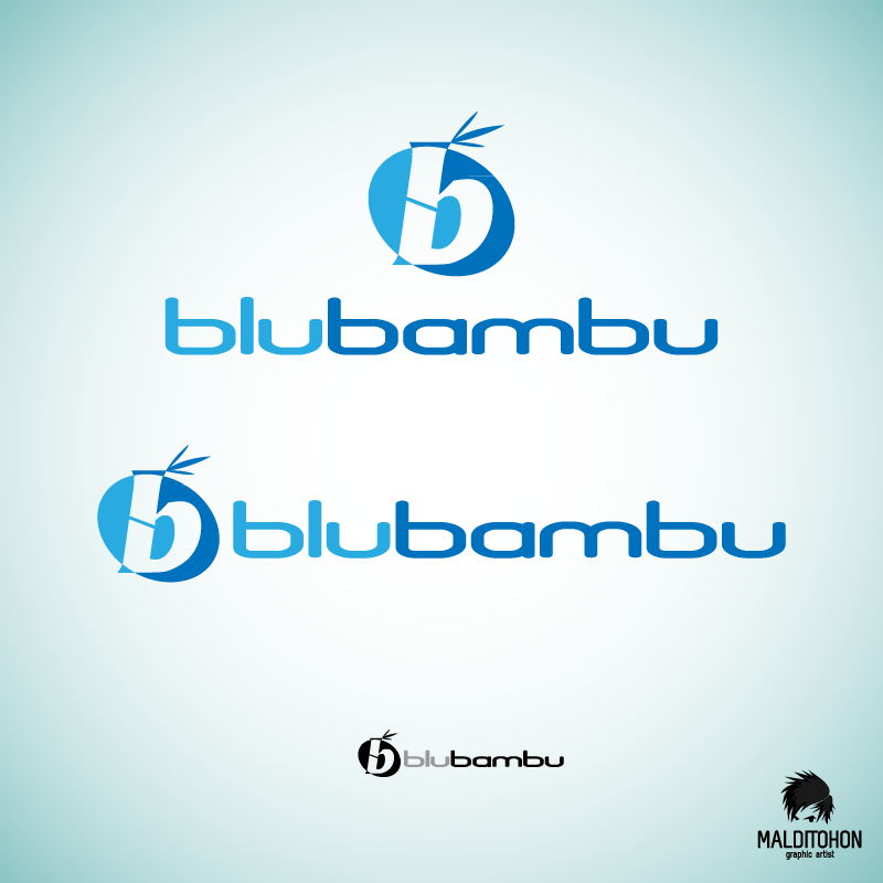 Logo Design by zesthar - Entry No. 94 in the Logo Design Contest New Logo Design for blubambu.