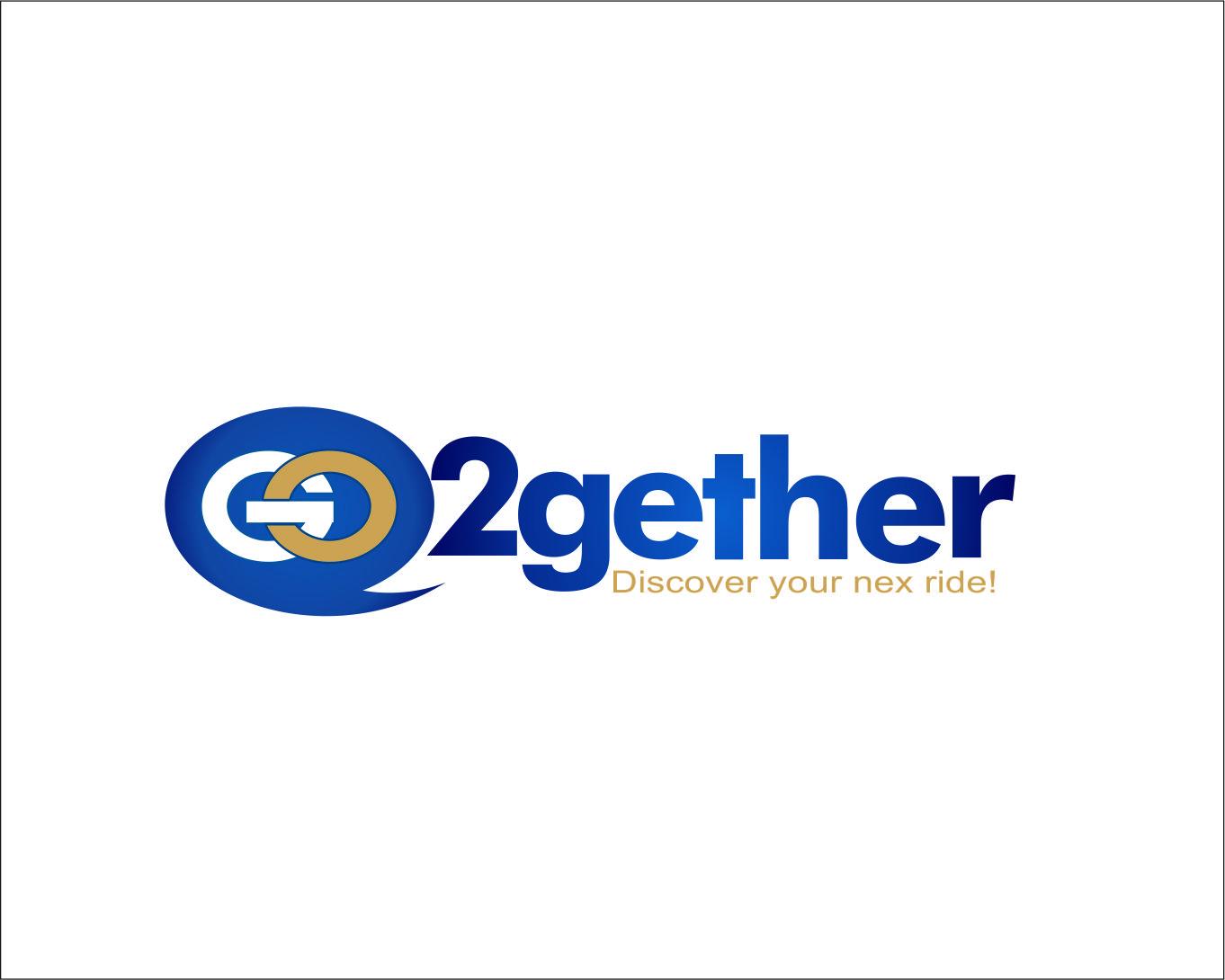 Logo Design by Agus Martoyo - Entry No. 114 in the Logo Design Contest Captivating Logo Design for GO2GETHER.