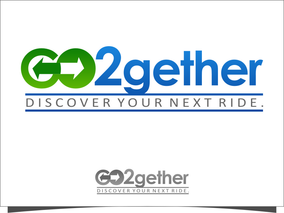 Logo Design by Ngepet_art - Entry No. 116 in the Logo Design Contest Captivating Logo Design for GO2GETHER.