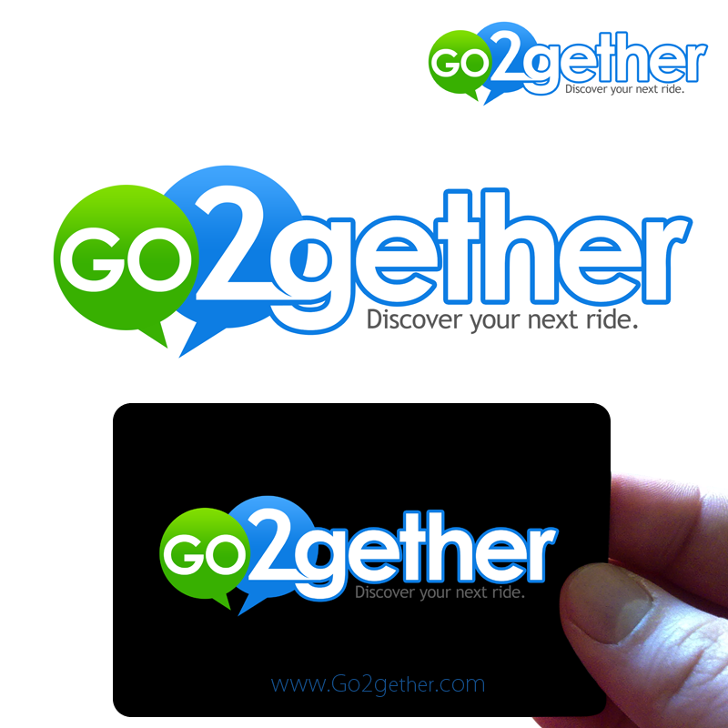 Logo Design by Private User - Entry No. 118 in the Logo Design Contest Captivating Logo Design for GO2GETHER.