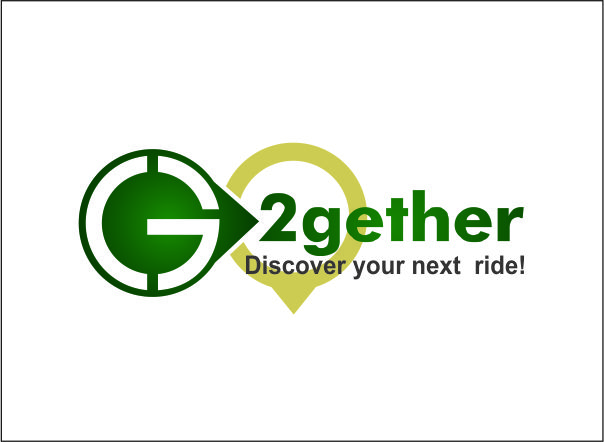 Logo Design by Agus Martoyo - Entry No. 122 in the Logo Design Contest Captivating Logo Design for GO2GETHER.