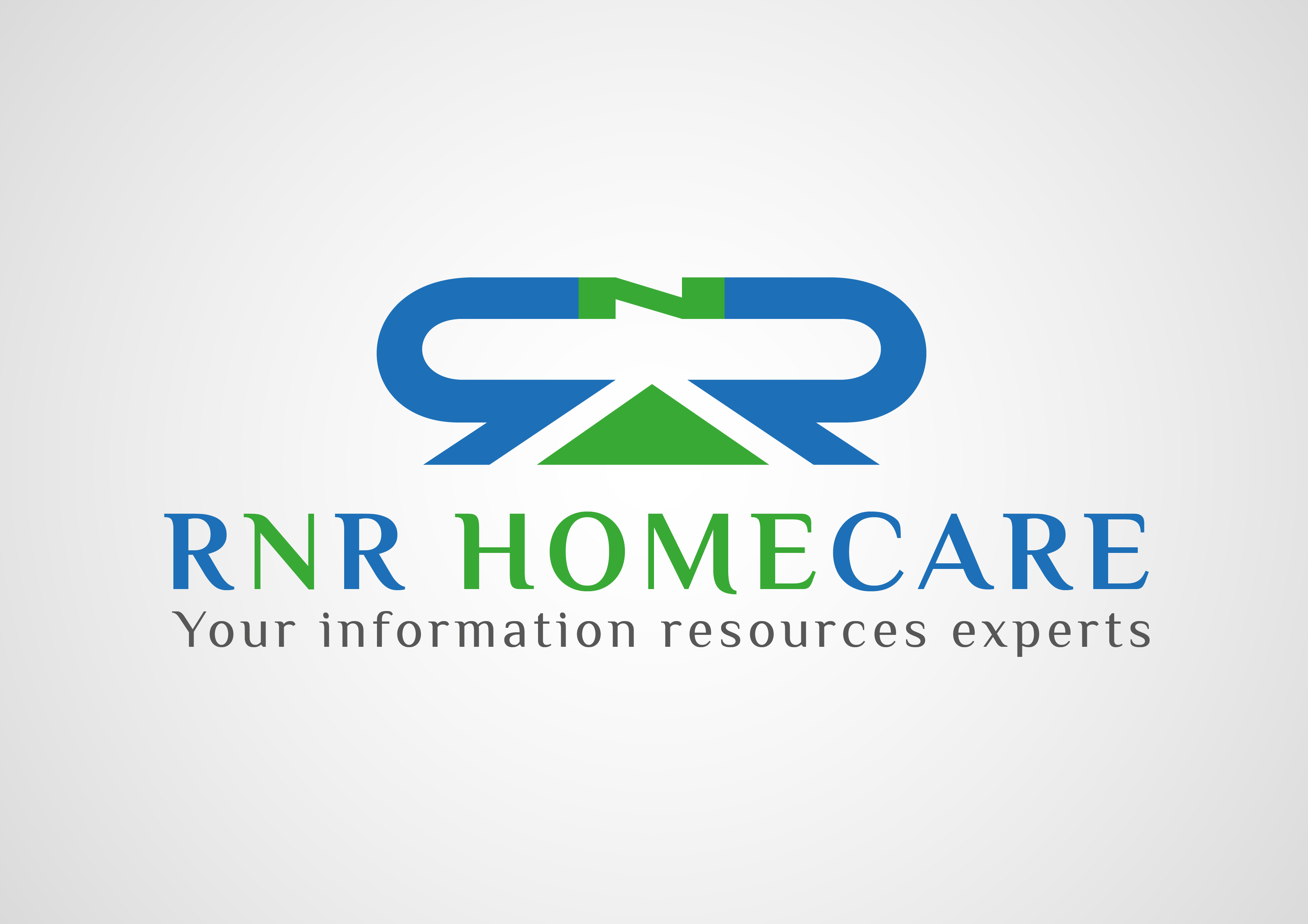 Logo Design by 3draw - Entry No. 14 in the Logo Design Contest Imaginative Logo Design for RNR HomeCare.