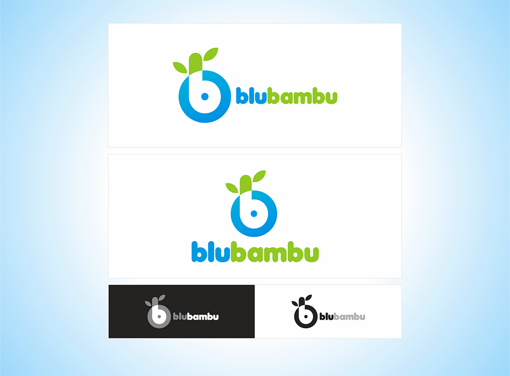 Logo Design by theommand - Entry No. 97 in the Logo Design Contest New Logo Design for blubambu.