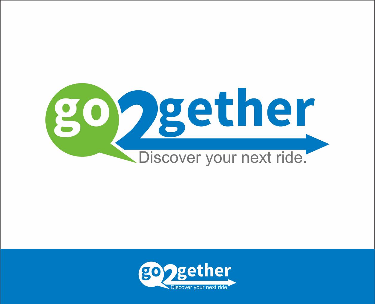 Logo Design by Armada Jamaluddin - Entry No. 130 in the Logo Design Contest Captivating Logo Design for GO2GETHER.