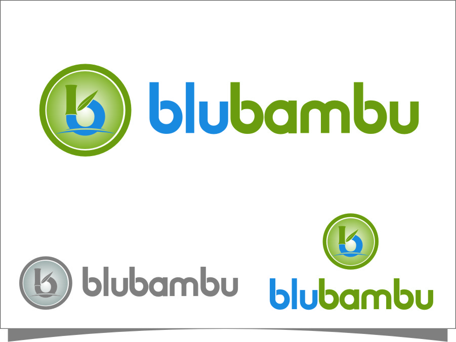 Logo Design by RasYa Muhammad Athaya - Entry No. 99 in the Logo Design Contest New Logo Design for blubambu.