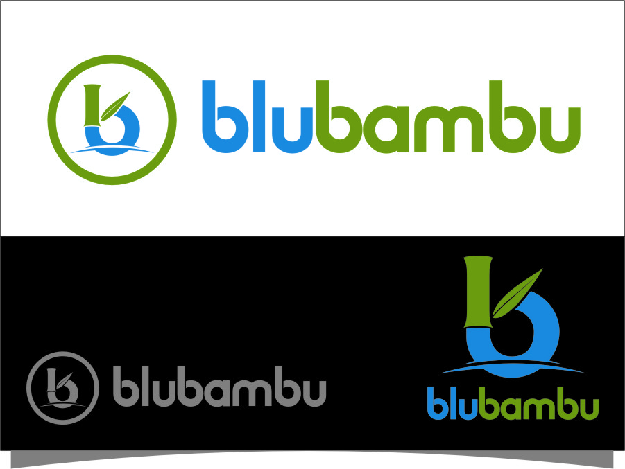 Logo Design by RasYa Muhammad Athaya - Entry No. 100 in the Logo Design Contest New Logo Design for blubambu.