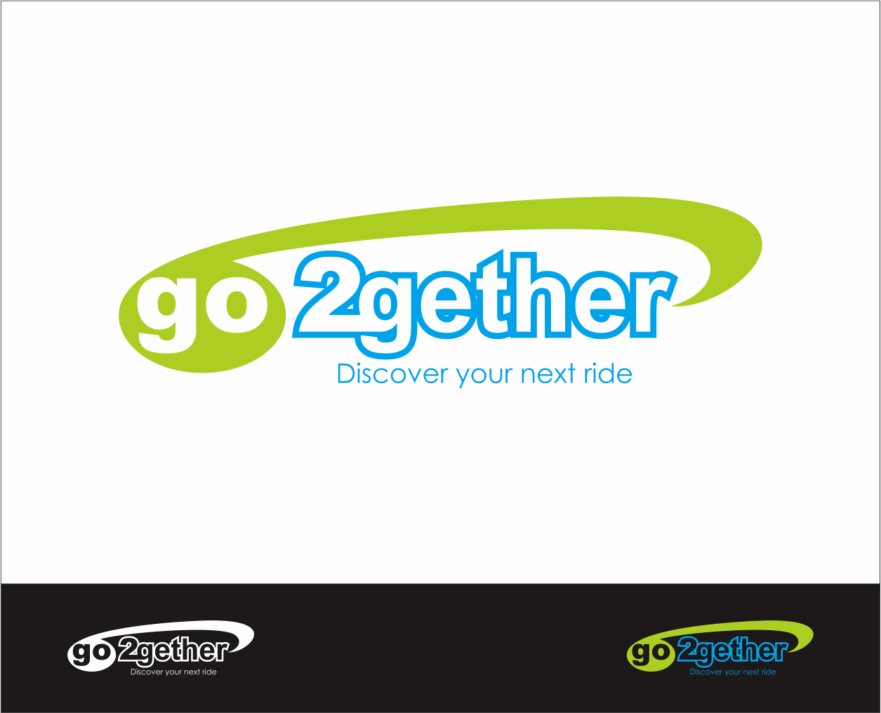 Logo Design by Armada Jamaluddin - Entry No. 132 in the Logo Design Contest Captivating Logo Design for GO2GETHER.