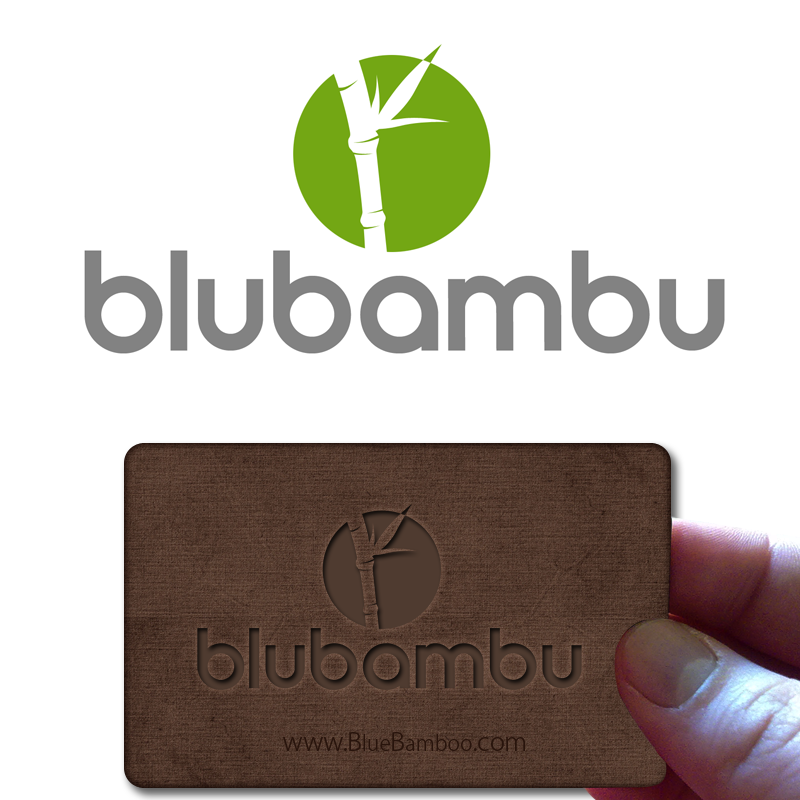 Logo Design by Private User - Entry No. 101 in the Logo Design Contest New Logo Design for blubambu.