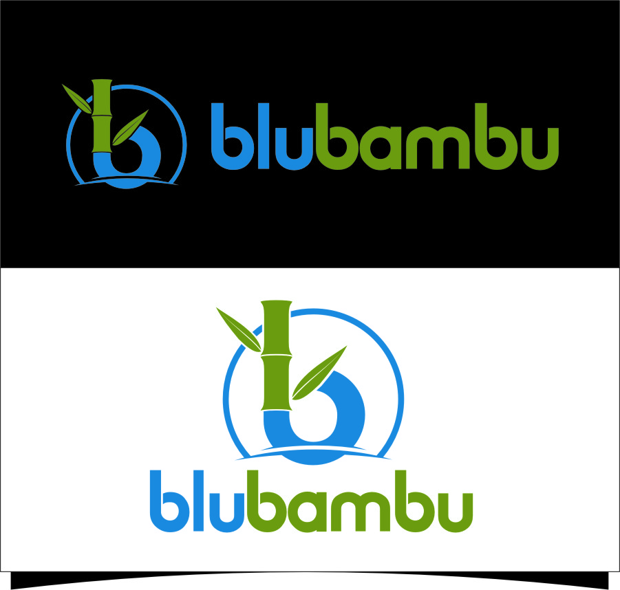 Logo Design by Ngepet_art - Entry No. 102 in the Logo Design Contest New Logo Design for blubambu.