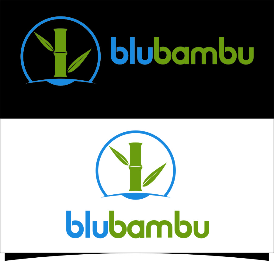 Logo Design by Ngepet_art - Entry No. 104 in the Logo Design Contest New Logo Design for blubambu.