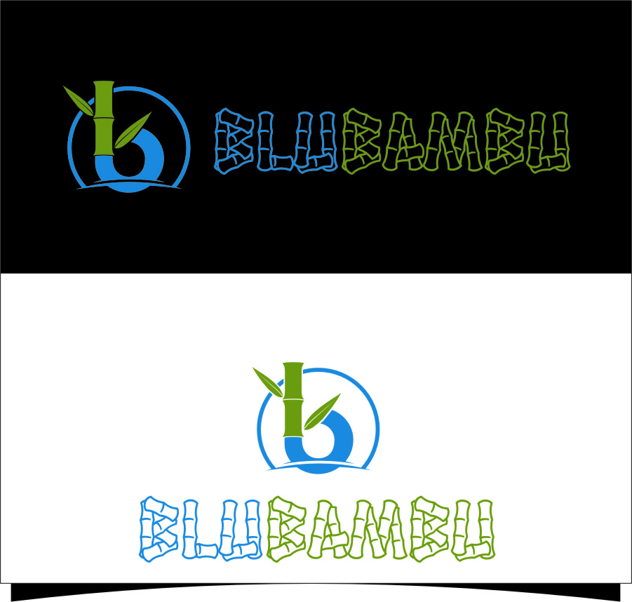 Logo Design by RasYa Muhammad Athaya - Entry No. 105 in the Logo Design Contest New Logo Design for blubambu.