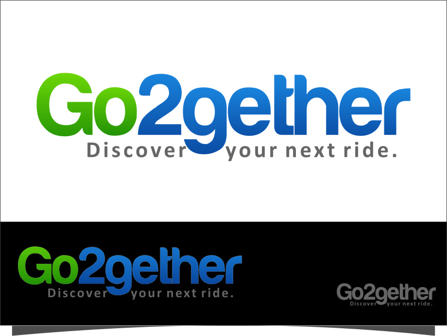 Logo Design by RoSyid Rono-Rene On Java - Entry No. 133 in the Logo Design Contest Captivating Logo Design for GO2GETHER.