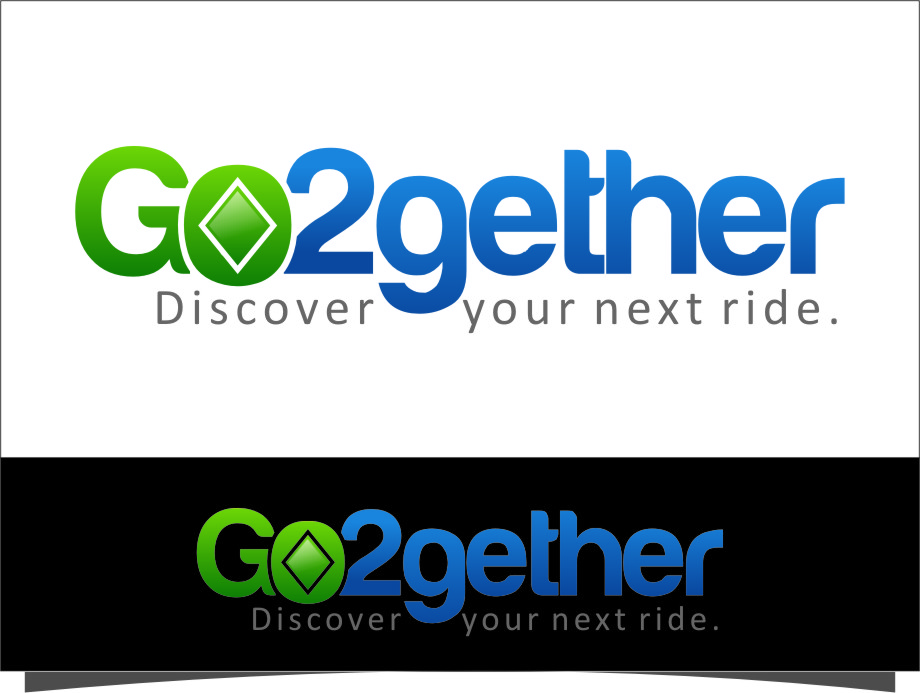 Logo Design by RasYa Muhammad Athaya - Entry No. 134 in the Logo Design Contest Captivating Logo Design for GO2GETHER.