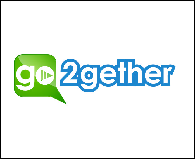 Logo Design by Agus Martoyo - Entry No. 135 in the Logo Design Contest Captivating Logo Design for GO2GETHER.