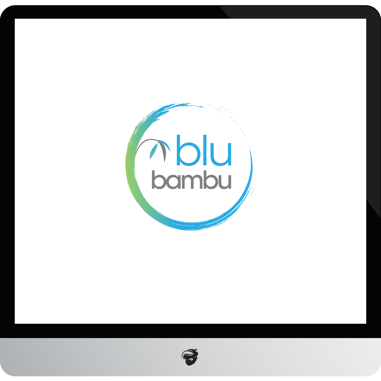 Logo Design by zesthar - Entry No. 107 in the Logo Design Contest New Logo Design for blubambu.