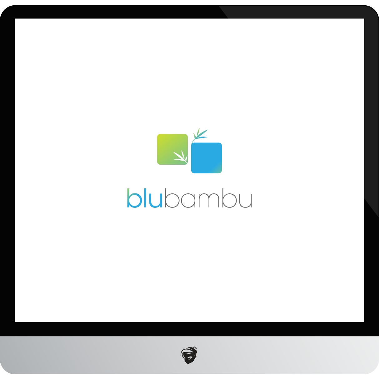 Logo Design by zesthar - Entry No. 108 in the Logo Design Contest New Logo Design for blubambu.