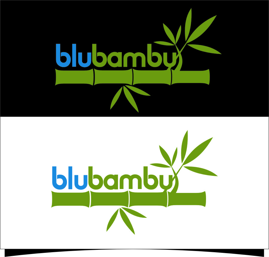 Logo Design by Ngepet_art - Entry No. 109 in the Logo Design Contest New Logo Design for blubambu.