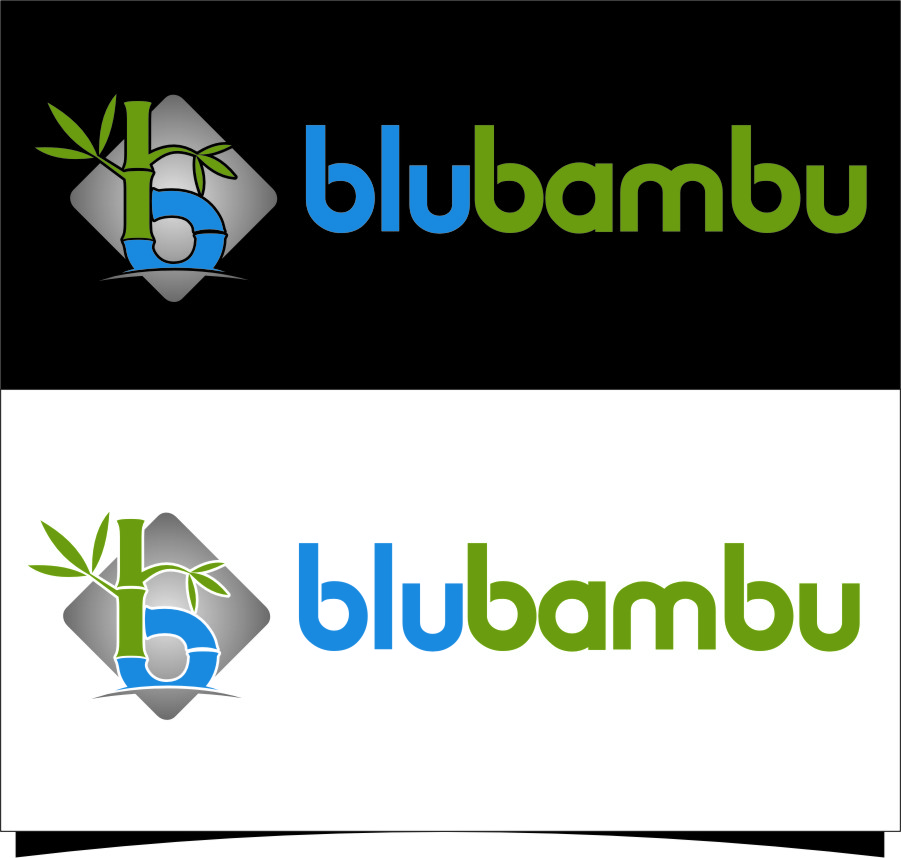 Logo Design by RasYa Muhammad Athaya - Entry No. 111 in the Logo Design Contest New Logo Design for blubambu.