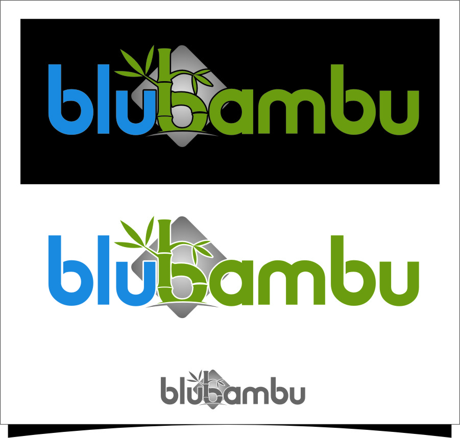 Logo Design by Ngepet_art - Entry No. 112 in the Logo Design Contest New Logo Design for blubambu.