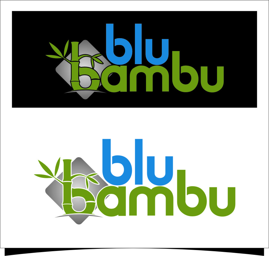Logo Design by RasYa Muhammad Athaya - Entry No. 114 in the Logo Design Contest New Logo Design for blubambu.