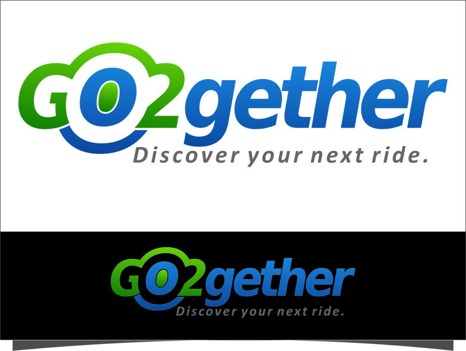 Logo Design by Ngepet_art - Entry No. 144 in the Logo Design Contest Captivating Logo Design for GO2GETHER.