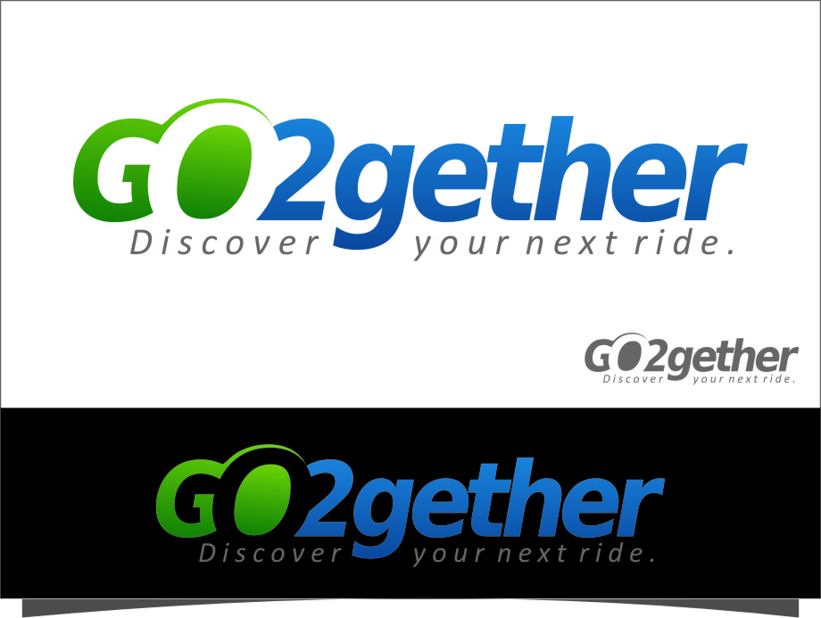 Logo Design by RasYa Muhammad Athaya - Entry No. 146 in the Logo Design Contest Captivating Logo Design for GO2GETHER.