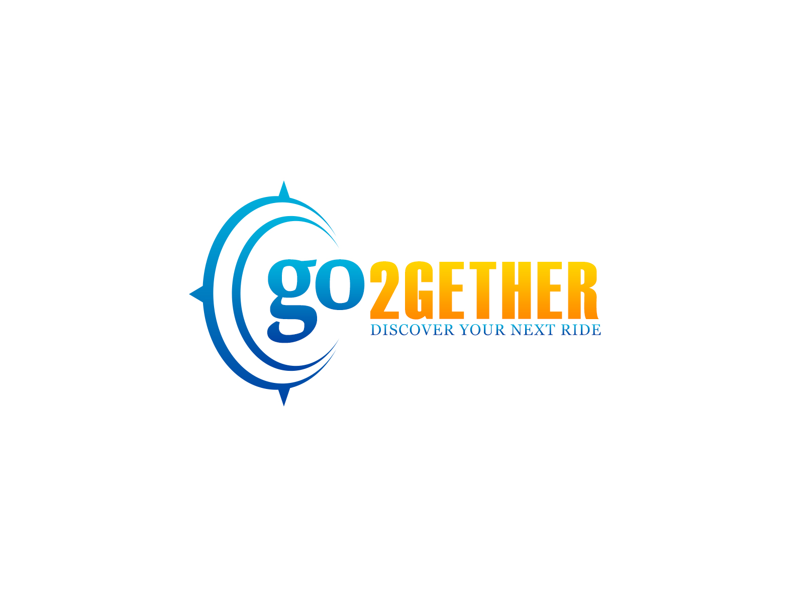 Logo Design by Virgilio Pineda III - Entry No. 147 in the Logo Design Contest Captivating Logo Design for GO2GETHER.