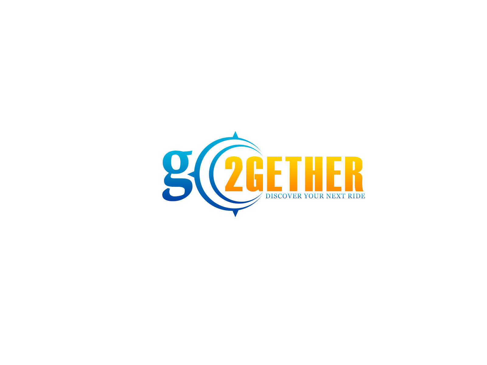 Logo Design by Virgilio Pineda III - Entry No. 148 in the Logo Design Contest Captivating Logo Design for GO2GETHER.