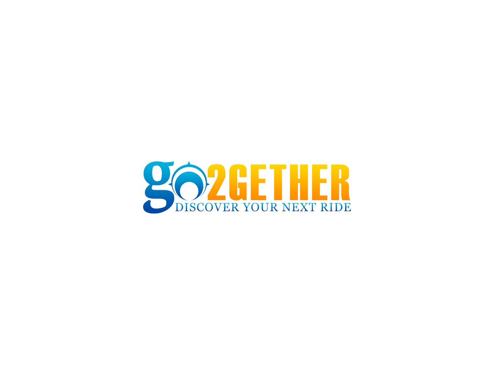 Logo Design by Virgilio Pineda III - Entry No. 149 in the Logo Design Contest Captivating Logo Design for GO2GETHER.