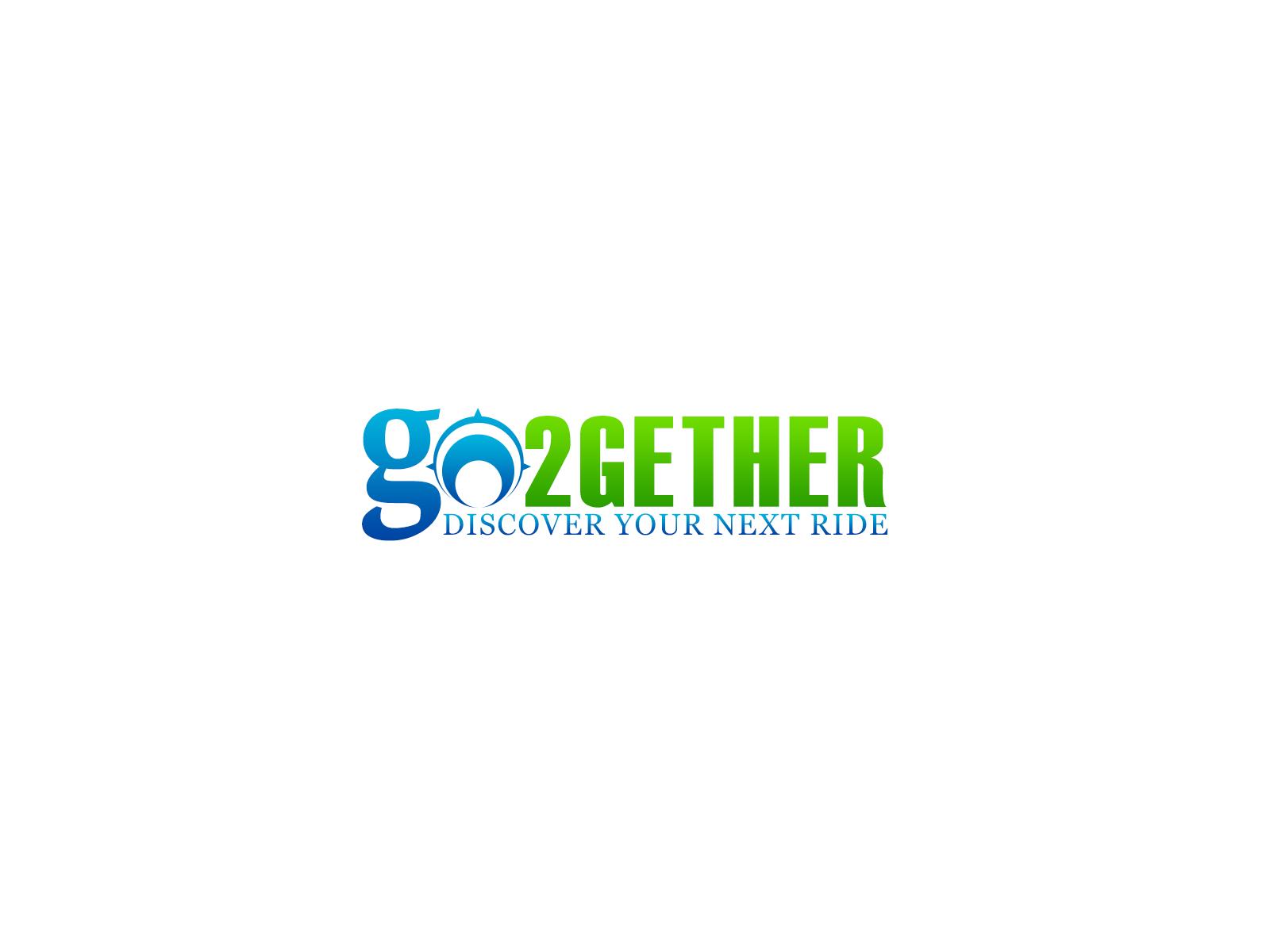 Logo Design by Virgilio Pineda III - Entry No. 154 in the Logo Design Contest Captivating Logo Design for GO2GETHER.